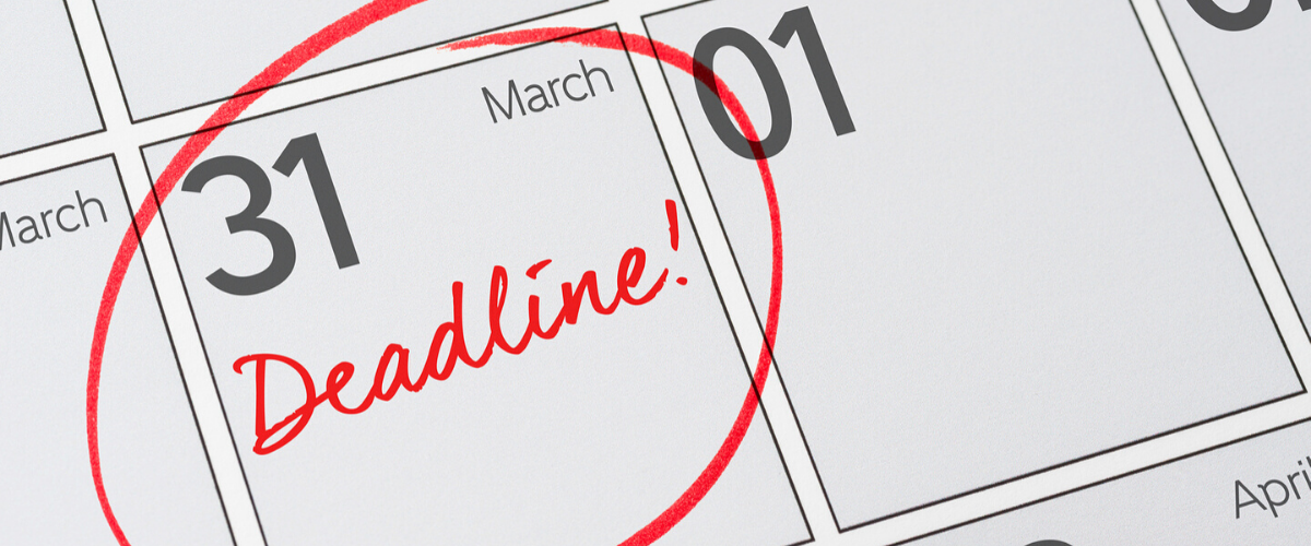 Last Chance – Your Guaranteed Acceptance For $20,000 of Critical Illness Insurance Ends March 31st